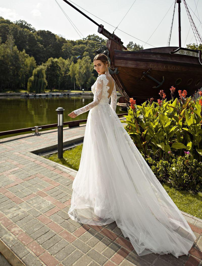 Свадебное платье Silviamo S-525-Lora