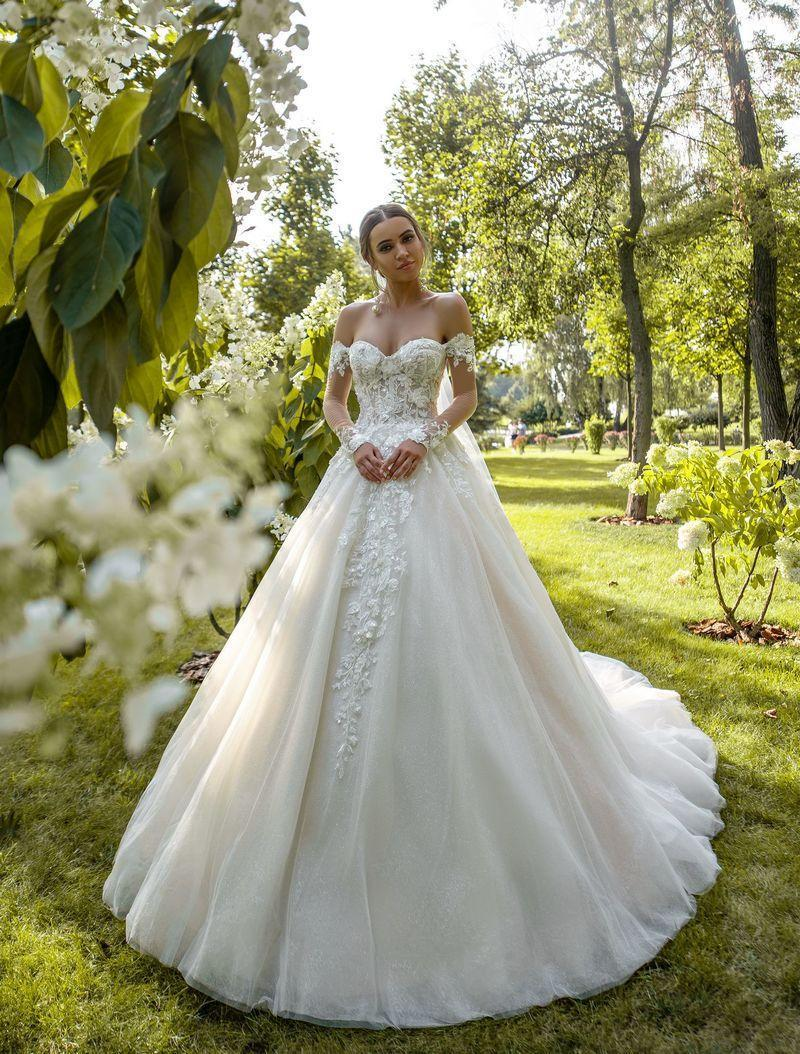 Brautkleid Silviamo S-527-Letty