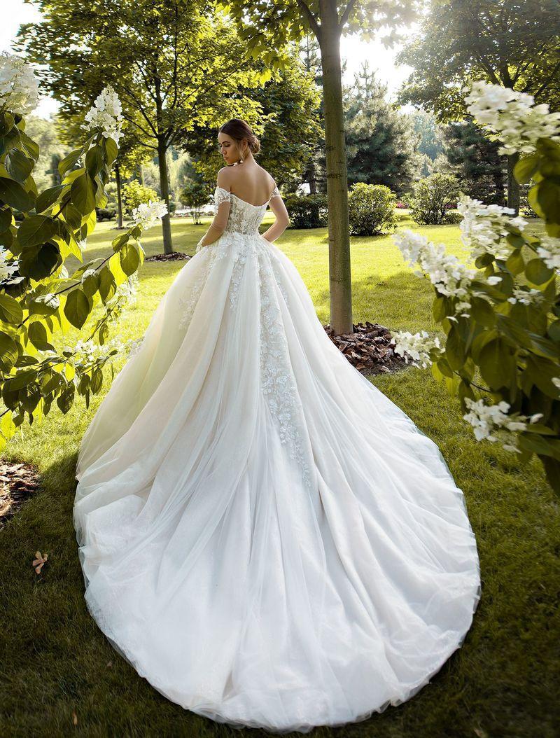 Свадебное платье Silviamo S-527-Letty