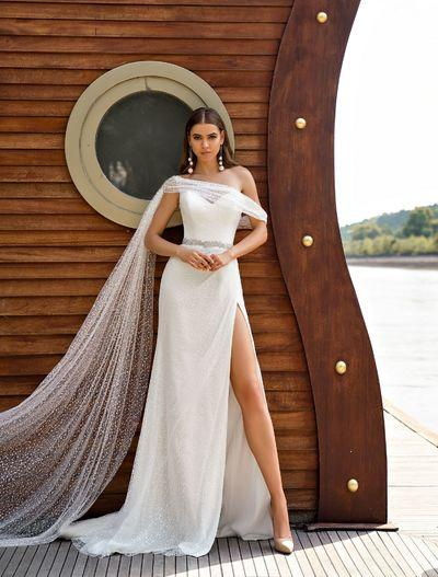 Wedding Dress Silviamo S-528-Lara