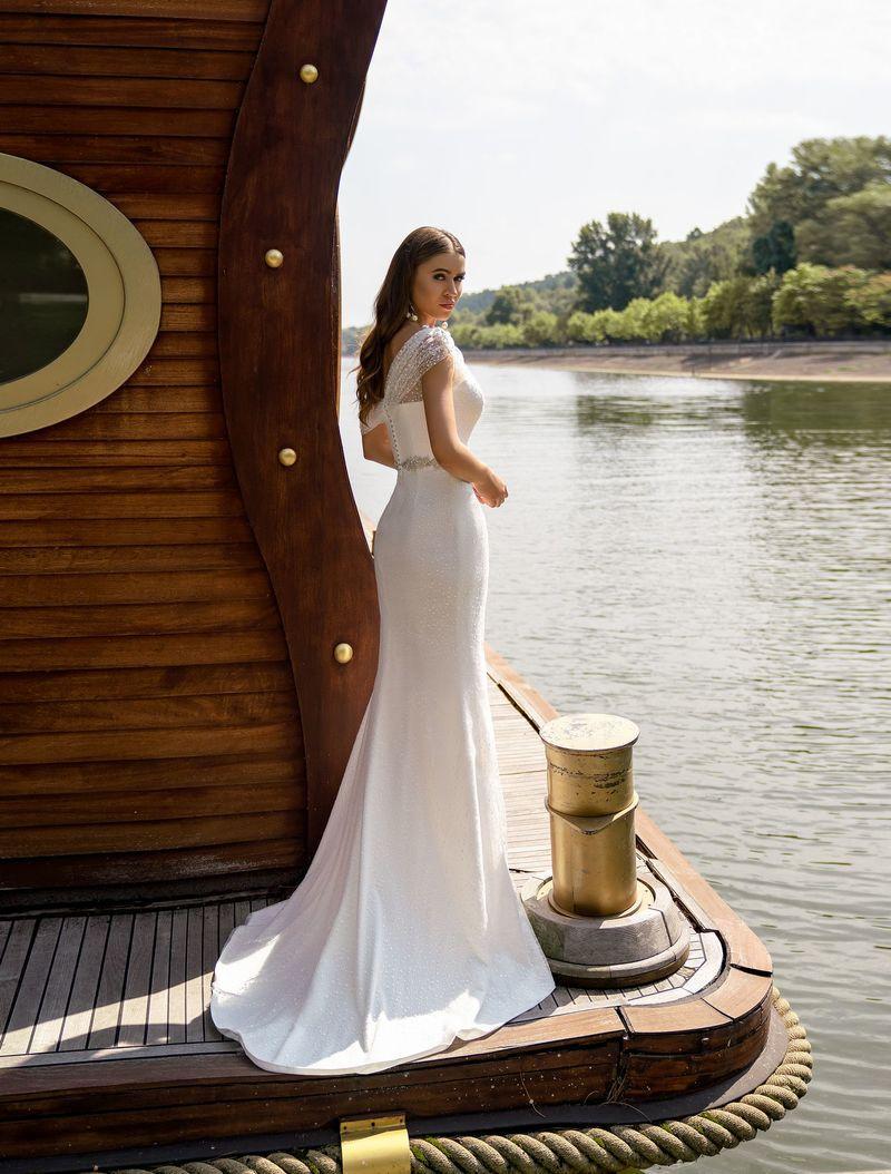 Свадебное платье Silviamo S-528-Lara
