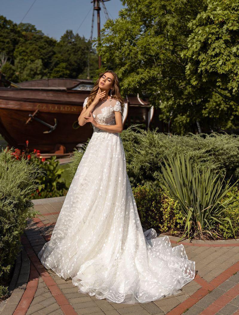 Свадебное платье Silviamo S-529-Lissa