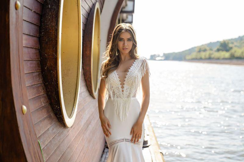 Свадебное платье Silviamo S-530-Libby