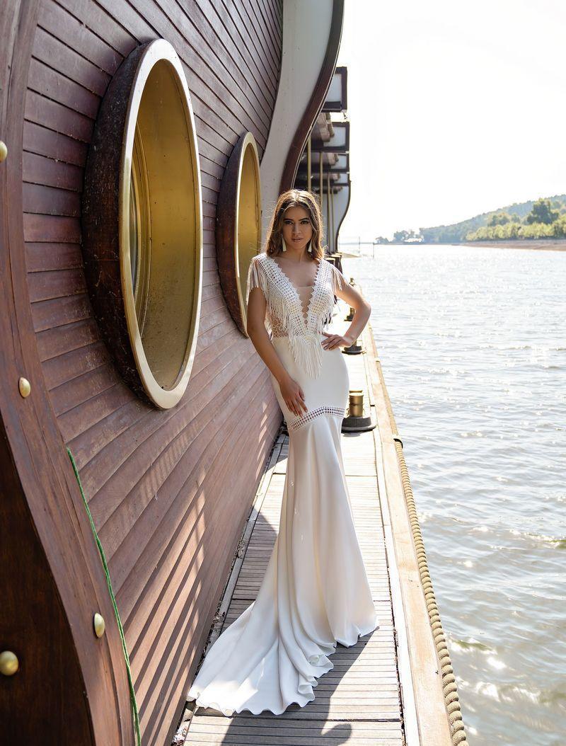 Весільня сукня Silviamo S-530-Libby