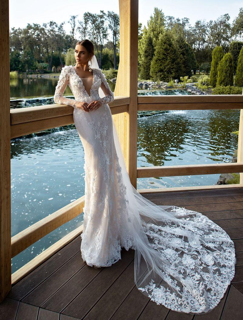 Wedding Dress Silviamo S-531-Laura