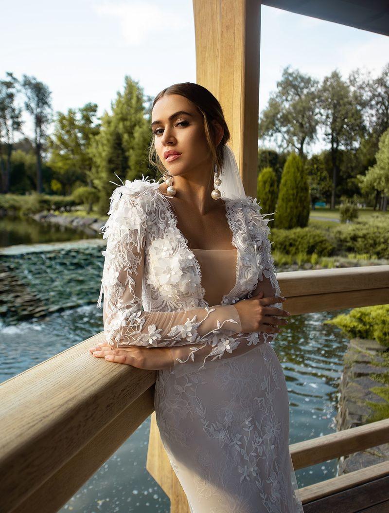 Свадебное платье Silviamo S-531-Laura