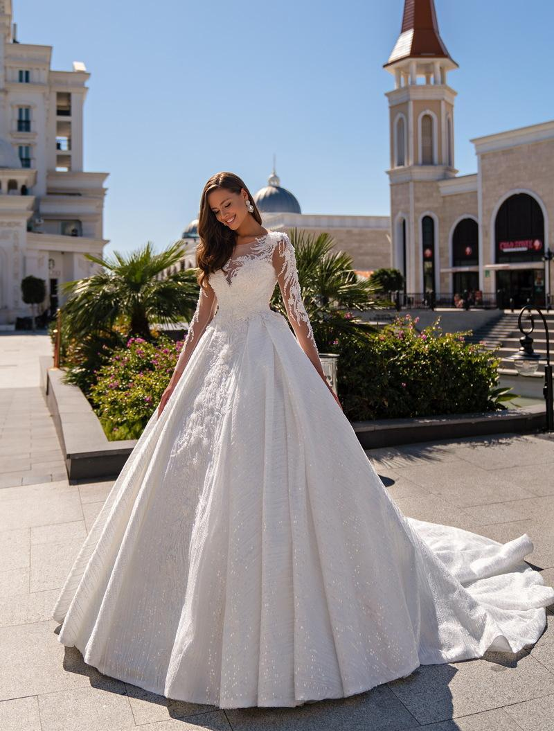 Brautkleid Silviamo S-535-Carolina