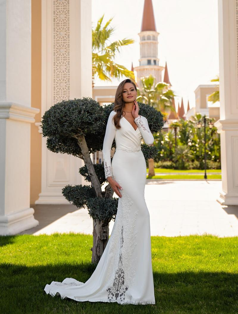 Wedding Dress Silviamo S-536-Catalina