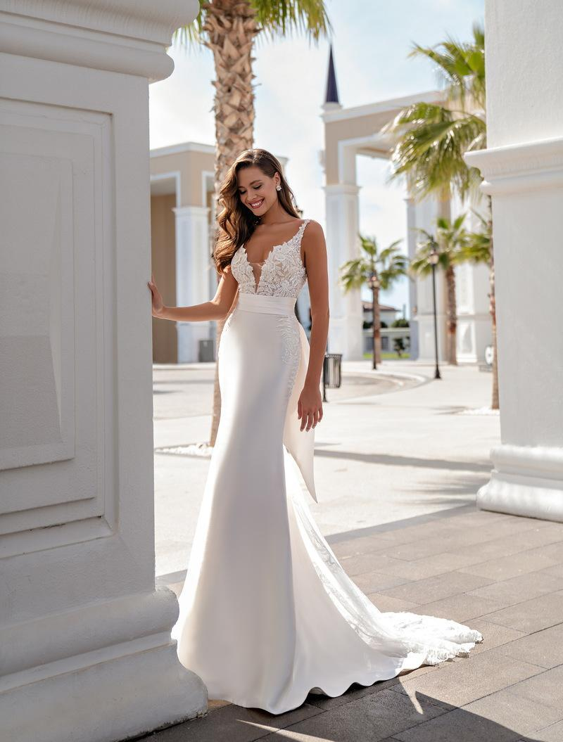 Wedding Dress Silviamo S-539-Celine