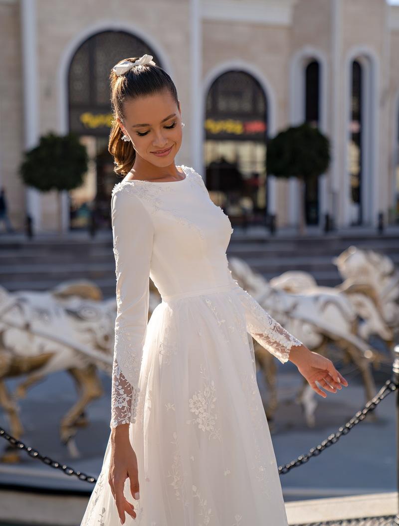 Свадебное платье Silviamo S-542-Clarissa