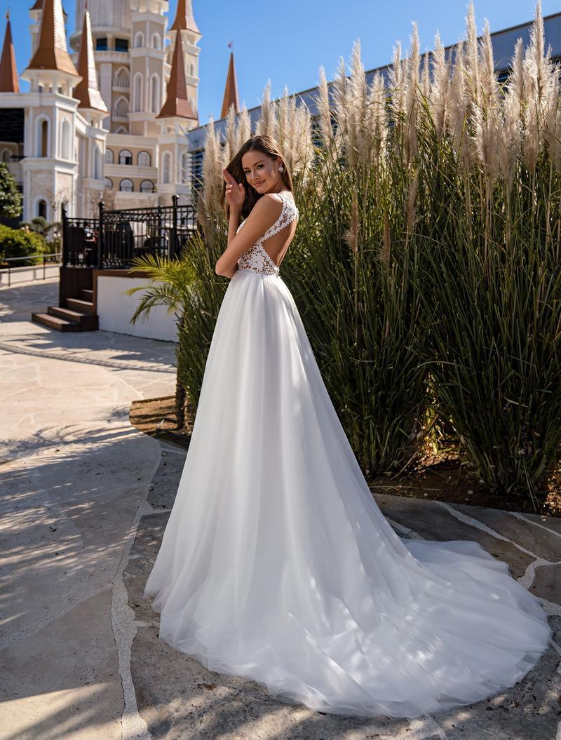 Wedding Dress Silviamo S-553-Chelsey