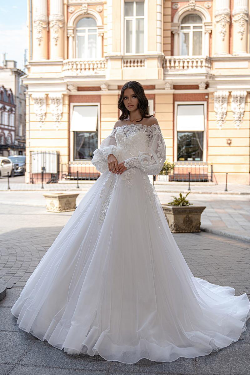 Svatební šaty Silviamo S-559-IRENE
