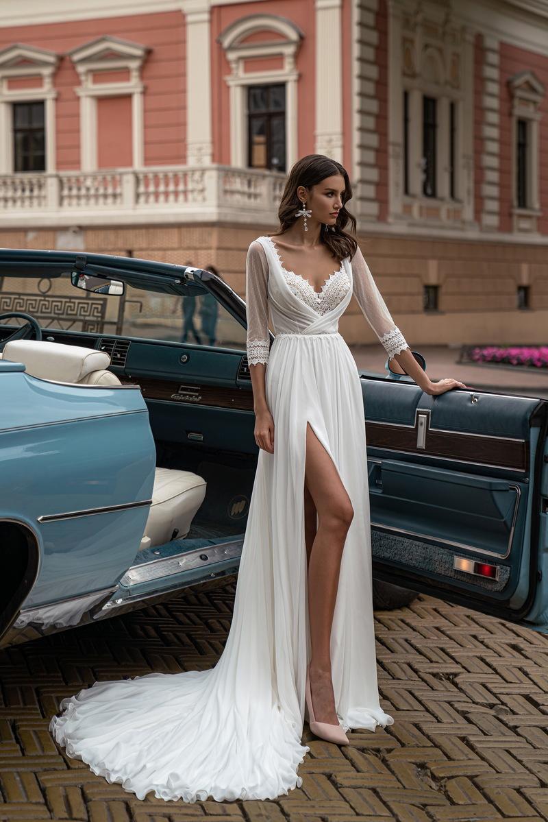 Свадебное платье Silviamo S-561-IONA