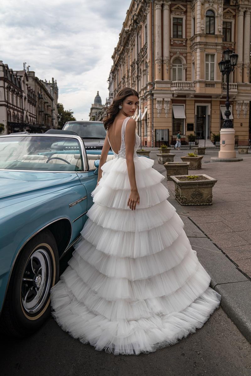 Wedding Dress Silviamo S-562-IRISA