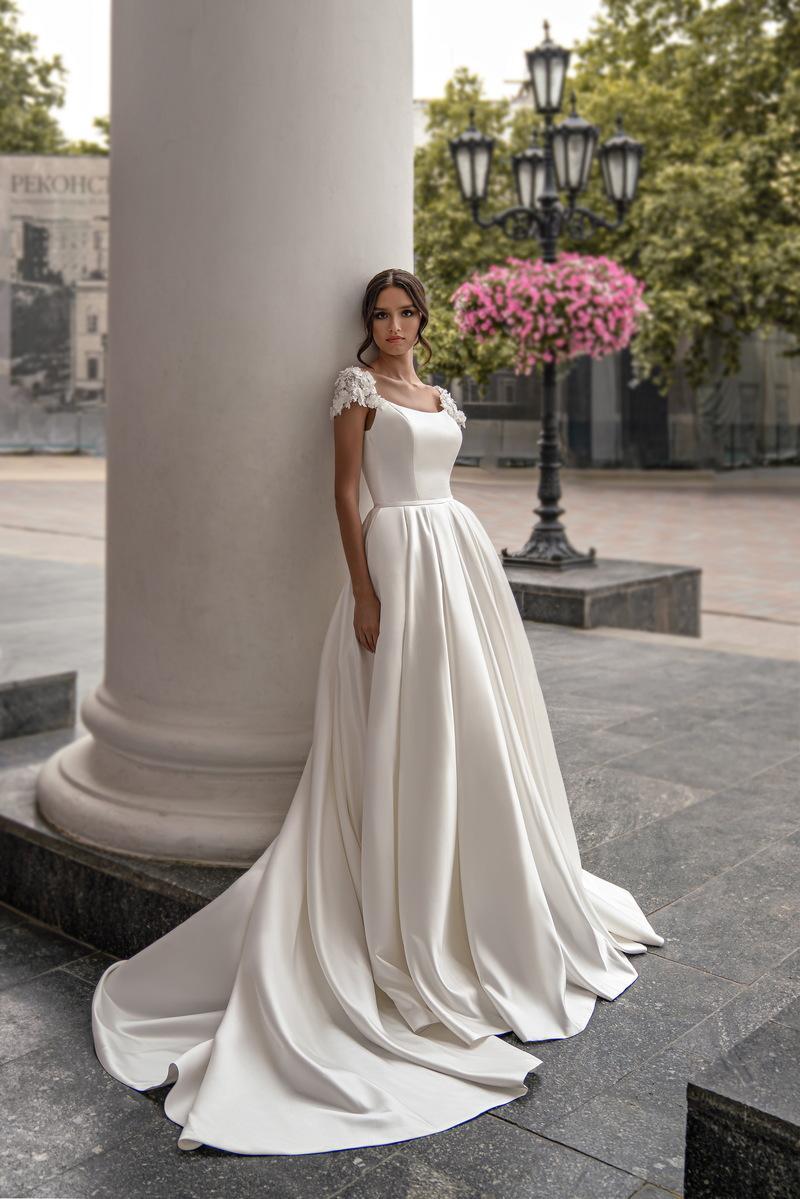 Suknia ślubna Silviamo S-565-IVETA