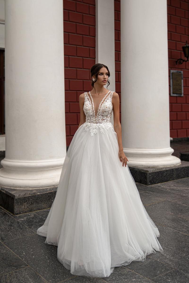 Suknia ślubna Silviamo S-566-INGA