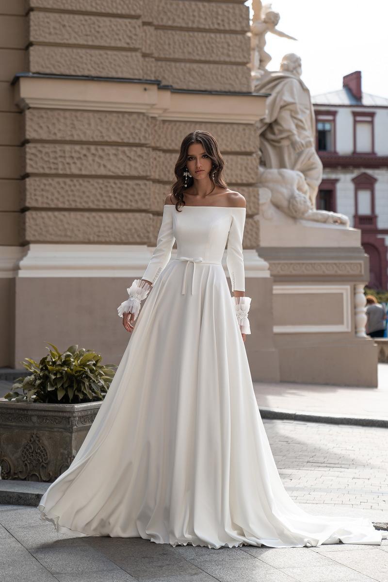 Свадебное платье Silviamo S-567-INGRID