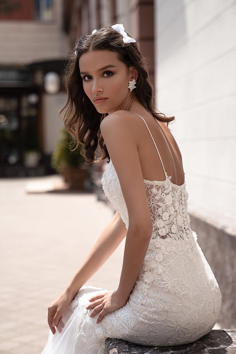 Свадебное платье Silviamo S-568-IRMA