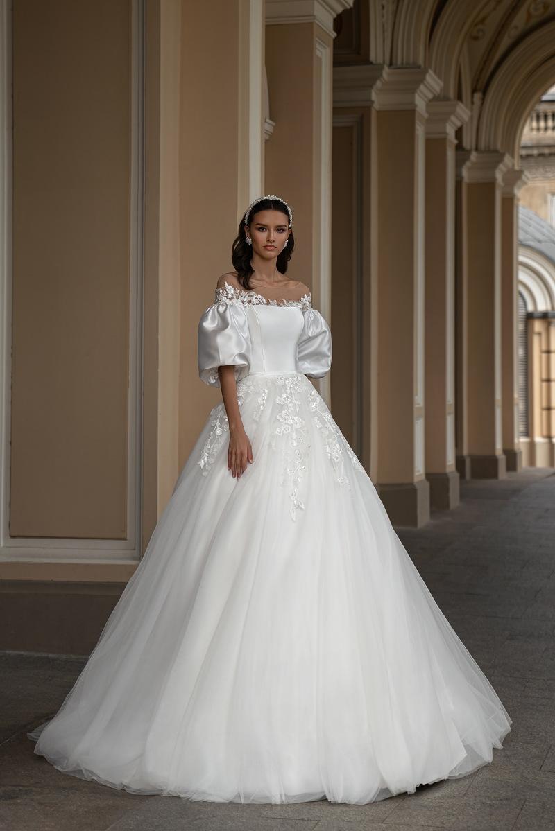 Svatební šaty Silviamo S-570-ILA