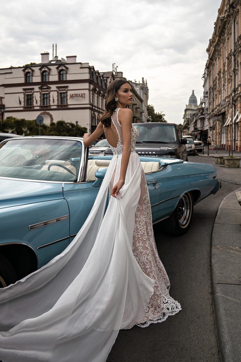 Svatební šaty Silviamo S-571-ISHA