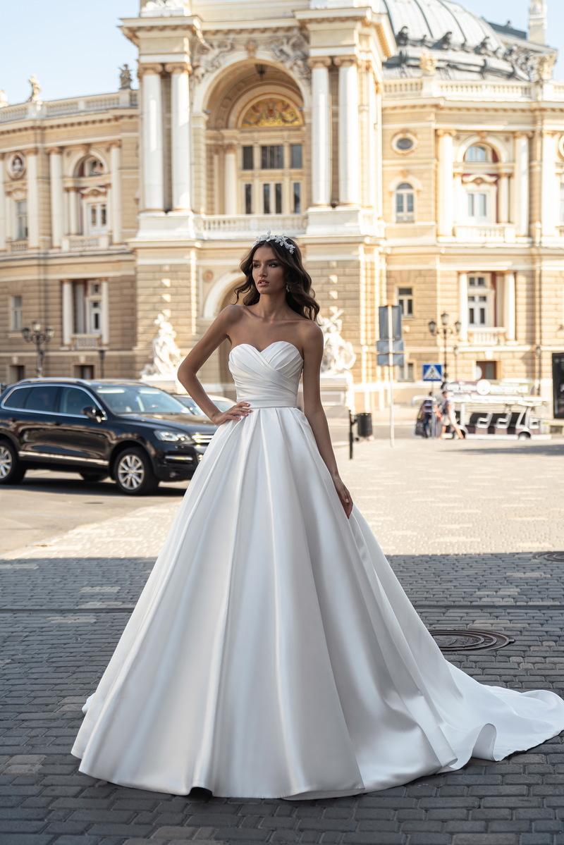Svatební šaty Silviamo S-572-IVANKA