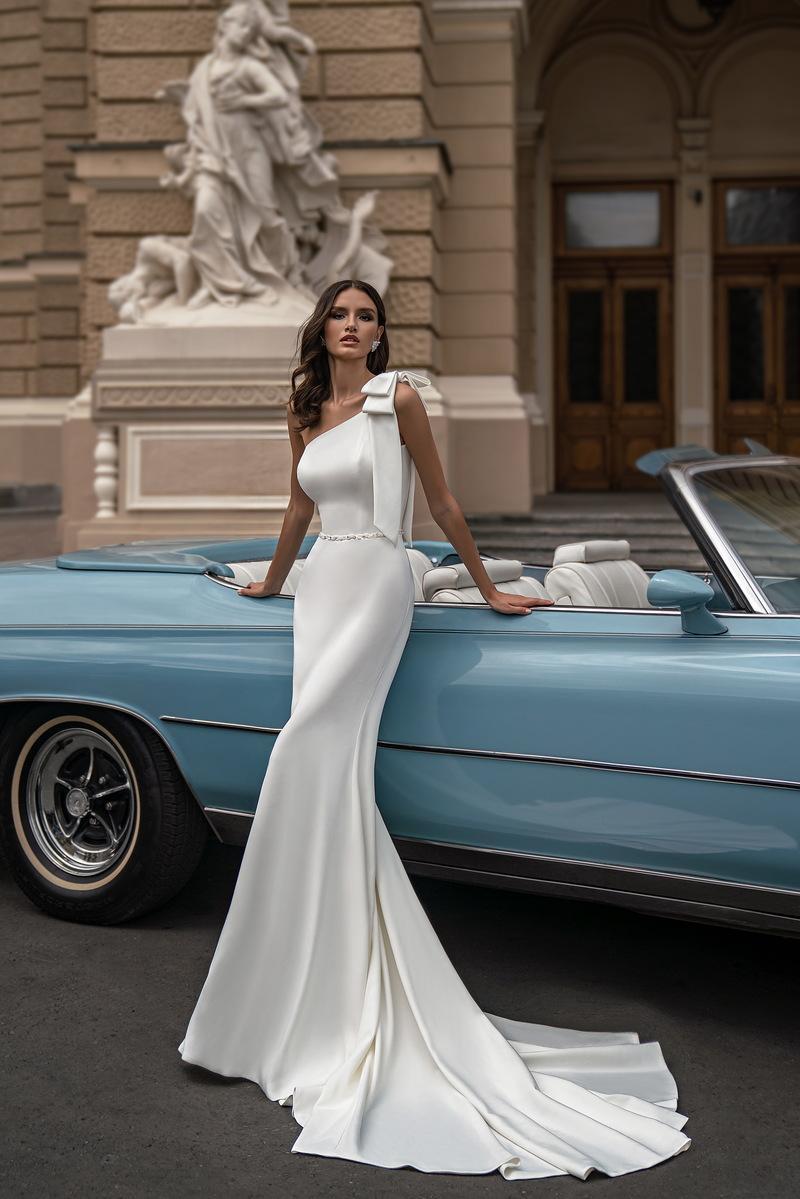 Suknia ślubna Silviamo S-573-INDI