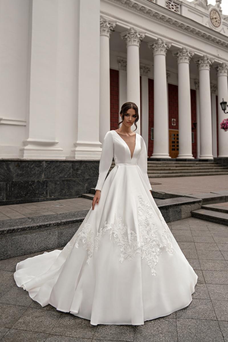 Свадебное платье Silviamo S-574-ILARIA