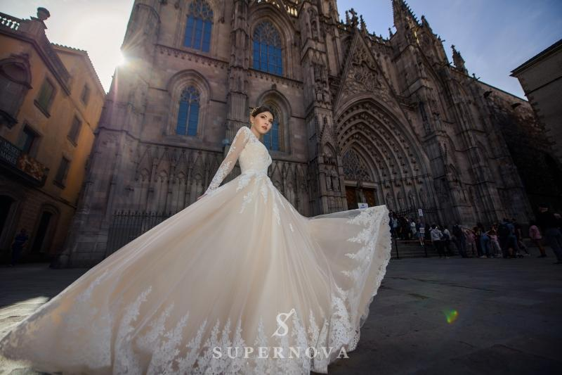 Свадебное платье Supernova SN-051-Barbara