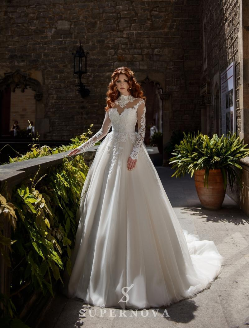 Wedding Dress Supernova SN-052-Beatrice