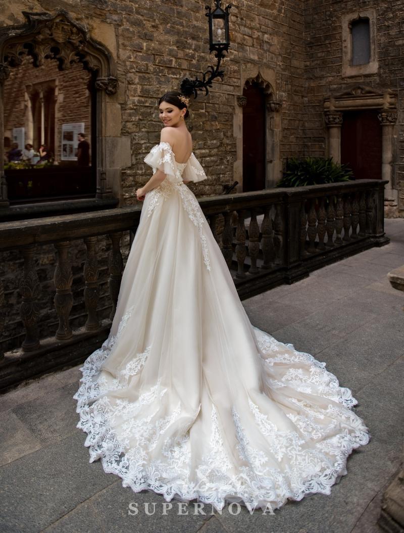 Свадебное платье Supernova SN-053-Bianca