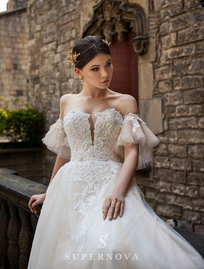 Wedding Dress Supernova SN-053-Bianca