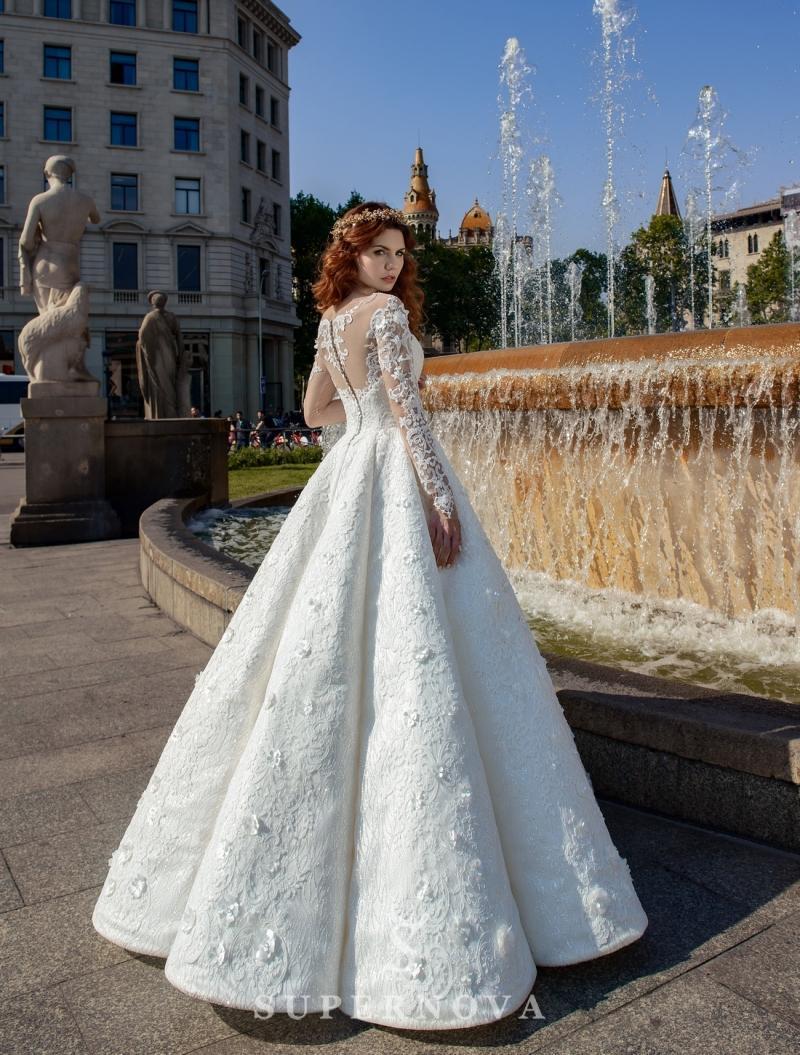 Свадебное платье Supernova SN-054-Barbie
