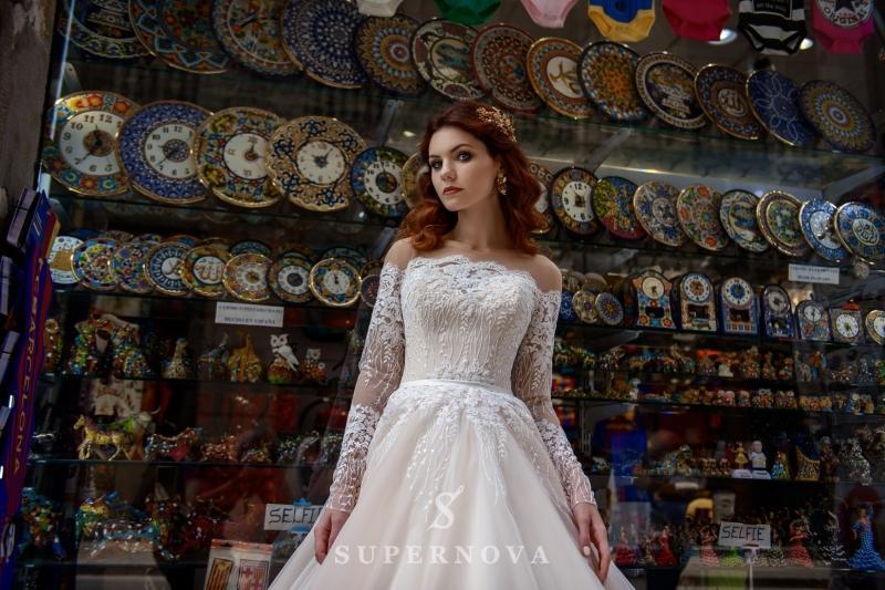 Свадебное платье Supernova SN-055-Betty