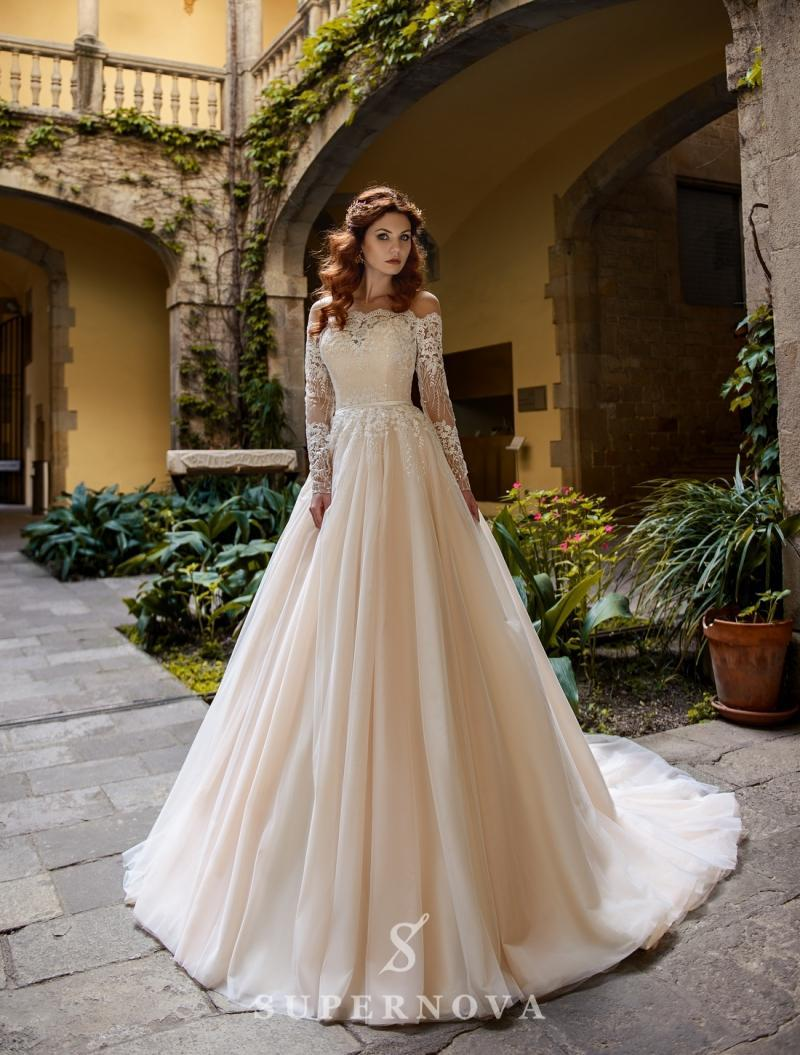 Wedding Dress Supernova SN-055-Betty