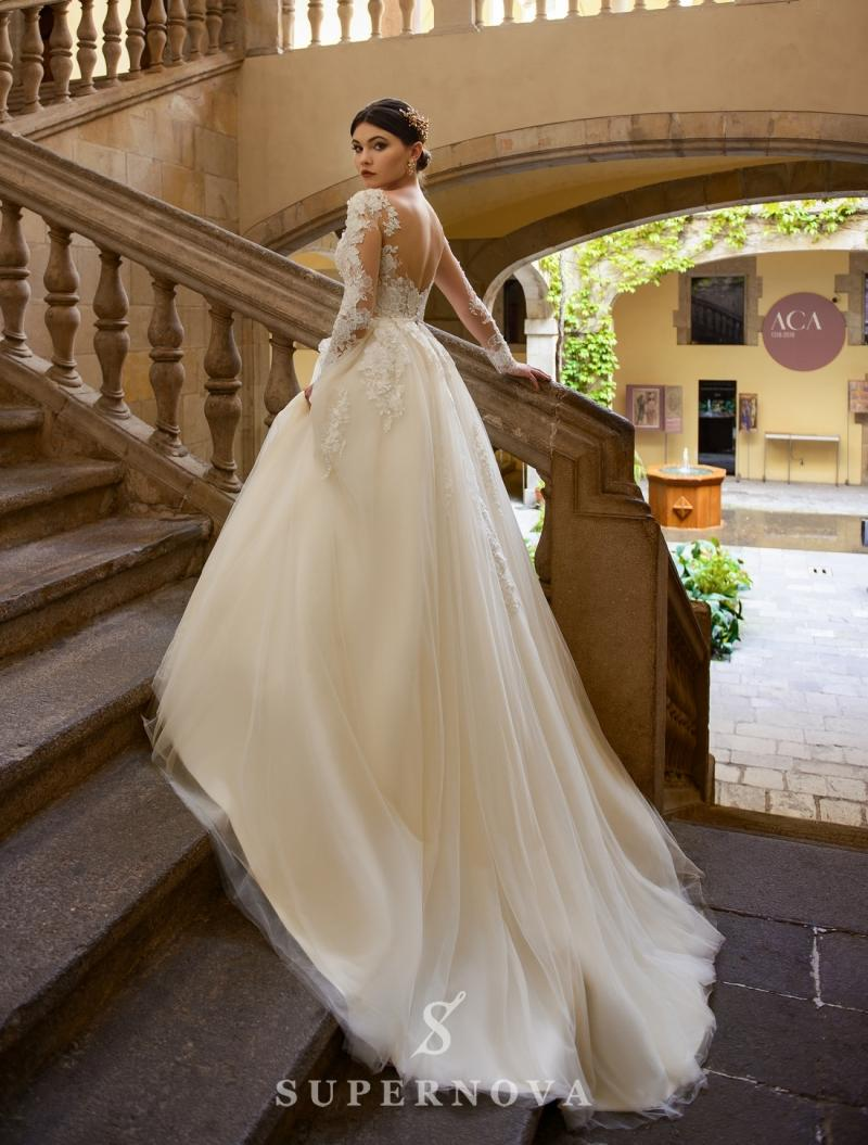 Свадебное платье Supernova SN-056-Becky