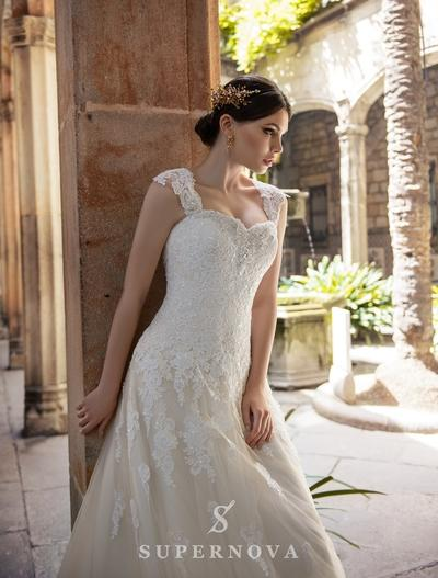 Wedding Dress Supernova SN-057-Betany