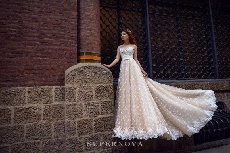Свадебное платье Supernova SN-058-Bruna