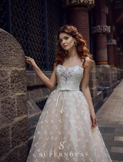 Wedding Dress Supernova SN-058-Bruna