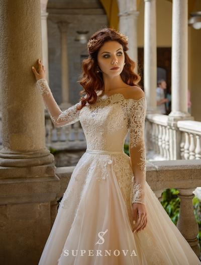 Wedding Dress Supernova SN-059-Bella