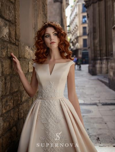 Wedding Dress Supernova SN-060-Brenda