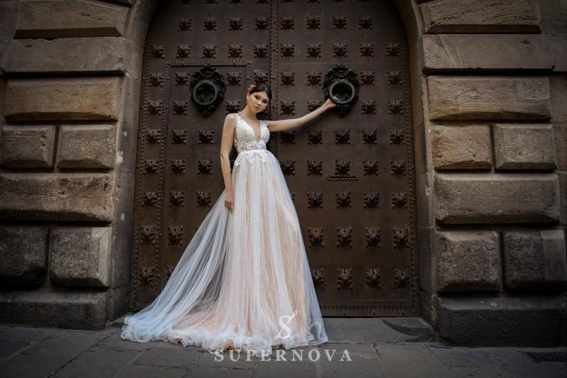 Свадебное платье Supernova SN-061-Britny