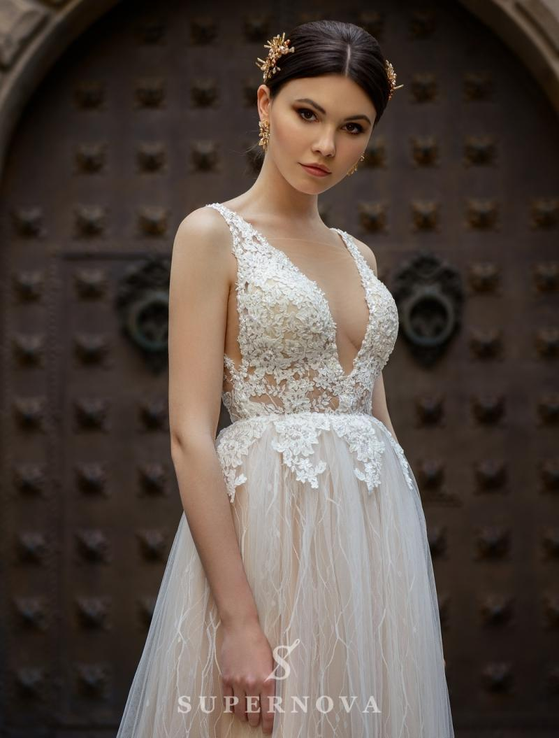 Wedding Dress Supernova SN-061-Britny