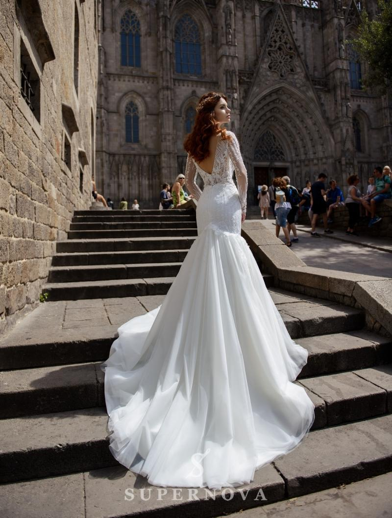 Свадебное платье Supernova SN-062-Brenna