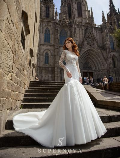 Wedding Dress Supernova SN-062-Brenna