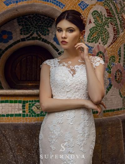 Abito da sposa Supernova SN-063-Boston