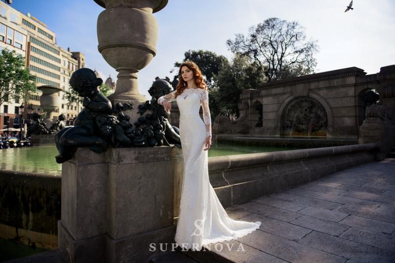 Свадебное платье Supernova SN-064-Beverly