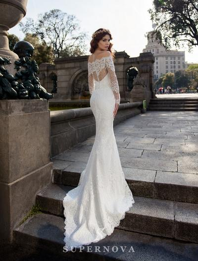 Wedding Dress Supernova SN-064-Beverly