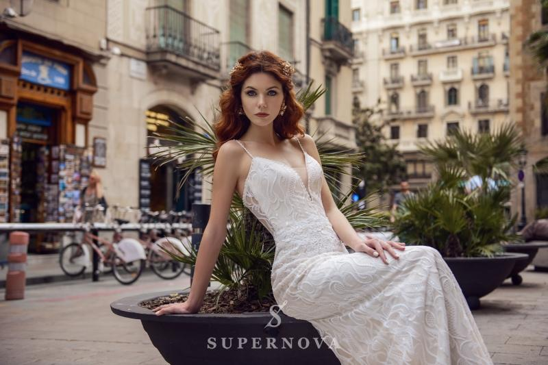 Свадебное платье Supernova SN-066-Bridget