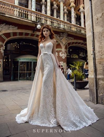 Wedding Dress Supernova SN-066-Bridget