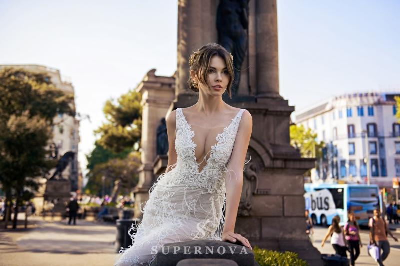 Свадебное платье Supernova SN-067-Bertha